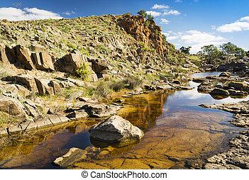 outback, oasi