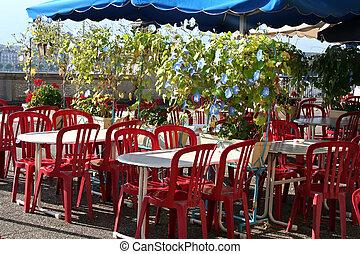 outdoor étterem