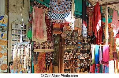 Outdoor Shop in the Christian Quart