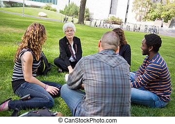 Outdoor University Class