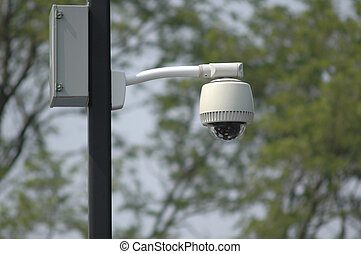 Outdoor video security surveillance cctv camera