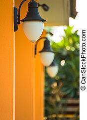 outdoor wall lamp