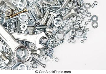 outils, acier