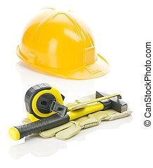 outils, ensemble