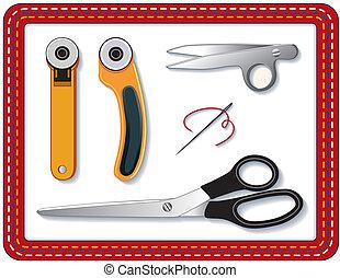 outils, piquer