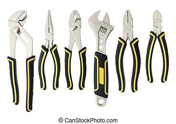 outils, variété