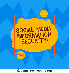 outline., 概念, 写真, 抽象的な形, 広場, ブランク, オバール, 情報, 媒体, マルチメディア, 執筆, 安全, オンラインで, ビジネス, 非対称的, サービス, 単語, 中, security., テキスト, 社会