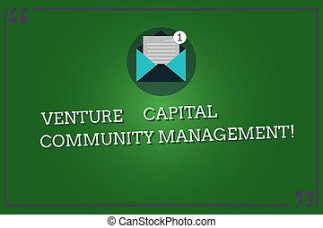 outline., concept, analysisagement, texte, communauté, papier, message, écriture, ouvert, management., marque, capital, nouveau, email, business, équité, enveloppe, privé, citation, mot, intérieur, entreprise