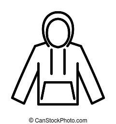 Outline Jacket Icon - msidiqf