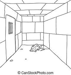 Outline of Prison Escape
