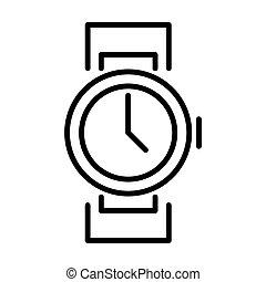 Outline Watch Icon - msidiqf