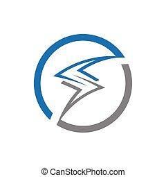 electric bolt illustration