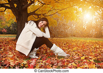 outono, beleza