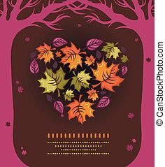 outono, composição, 6
