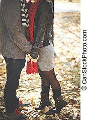 outono, moda