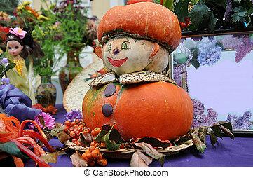Outono, Presentes, natureza