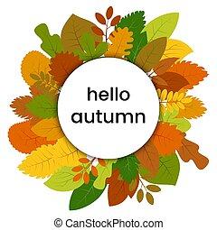 outono sai, círculo