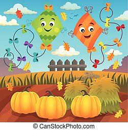 outono, topic, imagem, 1
