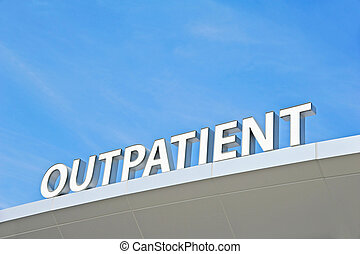 Outpatient Sign