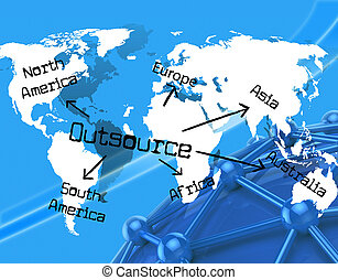 Outsource Worldwide Indicates Independent Contractor And ...