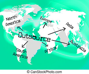 Outsource Worldwide Shows Independent Contractor And...