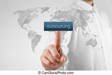 outsourcing, 概念