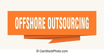 outsourcing, 沖合いに