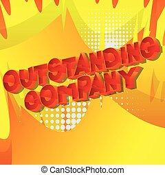 Outstanding Company