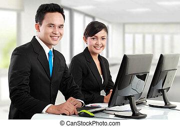 ouvrier, bureau, fonctionnement