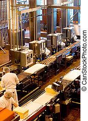 ouvriers industriels