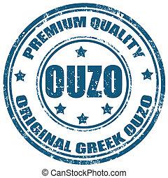 Ouzo-stamp
