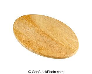 oval-shaped, scherpe raad