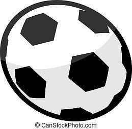 ovale, boule football