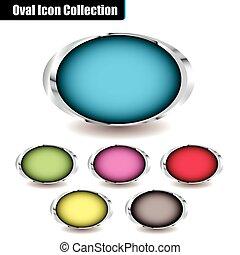 ovale, collezione