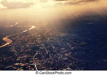ovanför, london