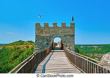 ovech, entrée, forteresse