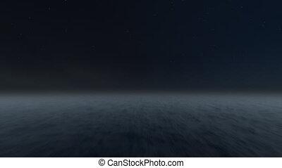 Over Ocean