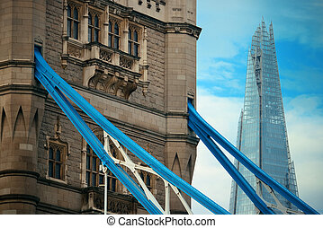 overbrug toren, londen