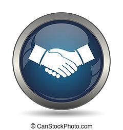 overeenkomst, pictogram