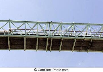 Overhead Walkway
