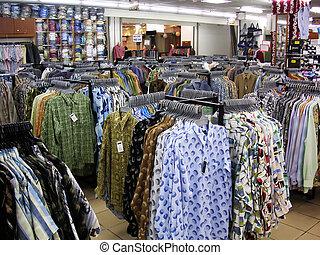 overhemden, te koop