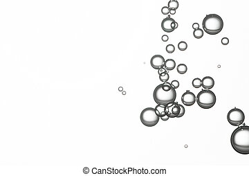 Overlapping bubbles
