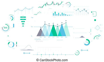 Overlay from corporate infographics - The video contains an...