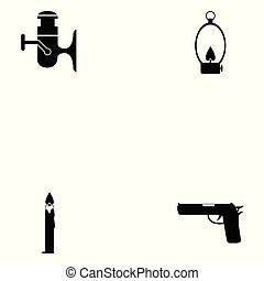 overleven kit, ikon, sæt