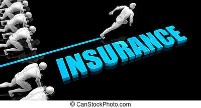 overordnet, forsikring