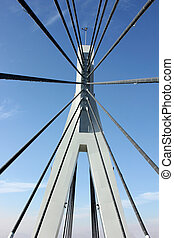 overpass bridge rope