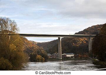 Overpass near Dinant