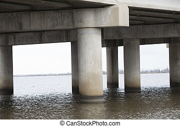 Overpass over Water