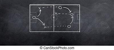 overtreding, voetbal