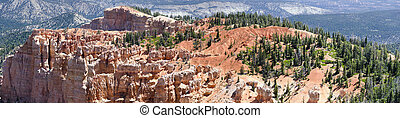 overview of Bryce Canyon National P